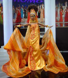 Miss Djibouti 2011 by Ninimomo Dolls