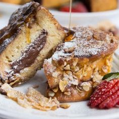 Nutella Stuffed French Toast Beats All Other French Toast
