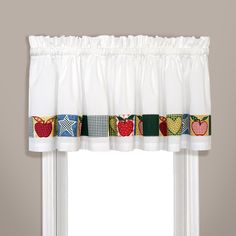 Discount curtains from Curtain Shop include curtains, drapes, kitchen and tier curtains, sheer panels valances and more quality window treatments White Curtains, Drapes Curtains, Valances, Diy Denim, Window Accessories, Thing 1, Floor Care, Curtain Sets, Kitchen Curtains