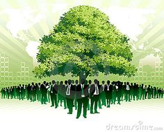 Global green business by Boguslaw Mazur, via Dreamstime