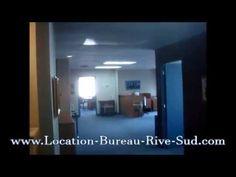 """Espace bureau Brossard Superbe espace de bureau de 3600 pc avec espace cuisine, salle de toilette privée, plusieurs bureaux fermés, un grand espace à aire ouverte, plusieurs espaces de stationnements privés. Offert en location à Brossard dans un immeuble moderne de classe """"A""""."""