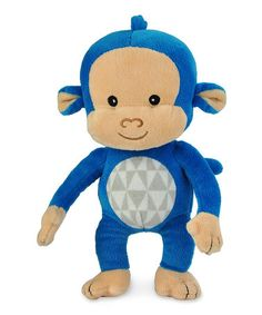 Loving this It's a Small World Monkey Plush Toy on #zulily! #zulilyfinds