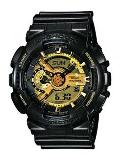 Casio G Shock GA110BR5AER Bronze Gold GShock Uhr Watch Montre Orologio ** Want to know more on the watch, click on the image.