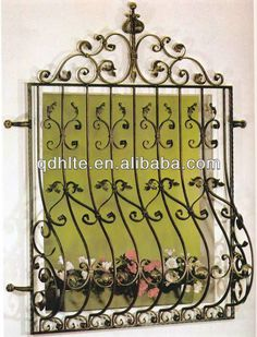 grades de ferro decorativas para janelas - Pesquisa Google