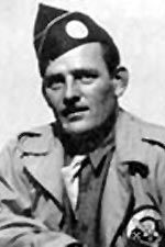 1st Sgt William Stanton Evans (July 16, 1910 - June 6, 1944) was a non-commissioned officer of the Easy Company, 2nd Battalion, 506th Parachute Infantry Regiment. Evans flew on Plane #66 to Normandy on D-Day as part of Operation Overlord. The plane was hit by German antiaircraft fire, went down and exploded. Everyone on board, including Evans and Easy Company Commander Lieutenant Thomas Meehan were killed.