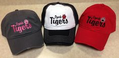 Ozark Tigers Hats!