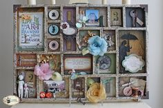 Tim Holtz Alterations Print Tray