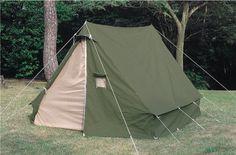JIS規格キャンプテント:中津テント株式会社