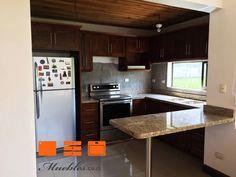 37 best muebles de cocina con desayunador images on pinterest mueble de cocina completo y personalizado desayunador con granito natural altavistaventures Image collections