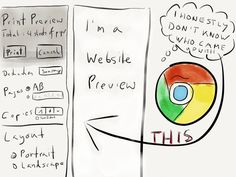 Fixing the Google Chrome Print Preview → via @Patrick Welker