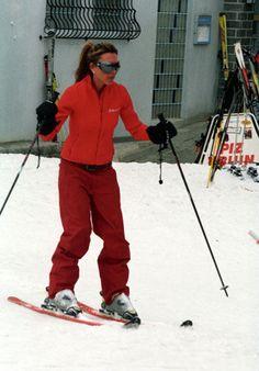 ski outfit by Viktoria Beckham