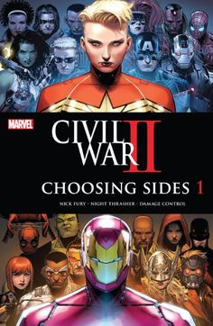 Check out Civil War II: Choosing Sides (2016) #1 (of 6) on @Marvel