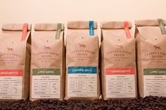 Farmer's Horse Coffee on Packaging of the World - Creative Package Design Gallery