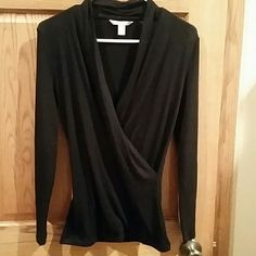 T-shirt Still in great condition Banana Republic Tops Tees - Long Sleeve