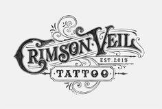 Lettering Design, Logo Design, Graphic Design, Disney Alphabet, Sign Writing, Blood Moon, Vintage Typography, Letter Logo, Veil