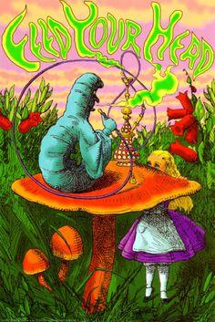 Pretty decent! I like it :) Alice in Wonderland Prints at AllPosters.com
