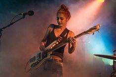 Jenny Lee Lindberg - Warpaint