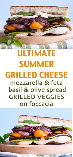 grilled cheese the ultimate summer grilled cheese fire up the grill ...