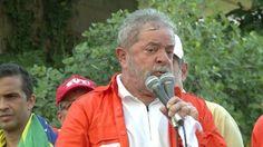 Lula participou nesta segunda-feira de um abraço simbólico ao prédio da…