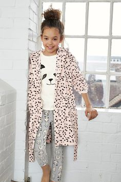 Acheter Rose spot Robe (3-16yrs) à partir de la boutique en ligne Next Royaume-Uni