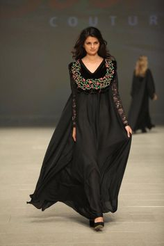 Dubai Fashion Week 2011 Dan Couture