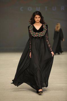 Dubai Fashion Week 2011 Dan Couture