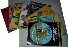 Kuifje stripboeken