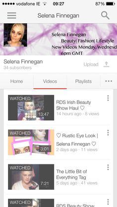 My YouTube channel link in bio x