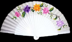A Hand Fans, Asian Art, Exotic, Fantasy, Journal Diary, Beautiful, Clothing, Women's, Paper Fans