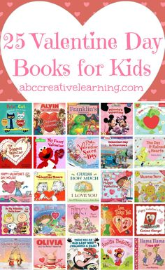 25 Valentine Day Books for Kids! Perfect for Toddlers, Preschoolers, and Kindergartners! - repinned by @PediaStaff – Please Visit  ht.ly/63sNt for all our pediatric therapy pins