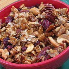 Microwave Granola 31 Microwave Recipes That Are Borderline Genius Microwave Recipes, Microwave Food, Baked Potato Recipes, Mug Recipes, Cooking Recipes, Healthy Snacks, Healthy Recipes, Healthy Breakfasts, Gastronomia