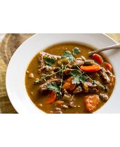 Hearty Beef Stew from Eat Drink Paleo