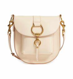 Main Image - Frye Ilana Leather Saddle Bag