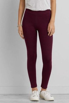 AEO Hi-Rise Textured Legging - Buy One Get One 50% Off