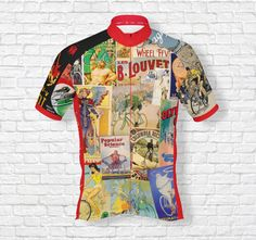 Retro Racing full zipper ss Jersey www.speakstick.com