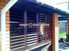 Outside Shutters Gallery - Profi Shutters