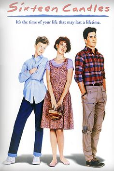 The Top 6 Reasons Why Sixteen Candles Made Me Uncomfortable