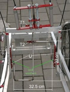 Engineering a 3 wheel vehicle chassis mechanical engineering pedals of do it yourself four wheeled bike solutioingenieria Choice Image
