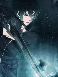 Final Fantasy Versus XIII - Noctis by ~Keilis on deviantART
