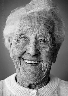 Betty, 100 years old!!!