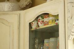 Annie Sloan Chalk Paint Furniture | Kitchen Cabinets Painted With Annie Sloan Chalk Paint
