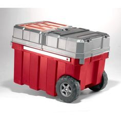 Pickup Tool Box Snap On Boxes With Wheels Chest Organizer Socket Keter Rolling #Keter