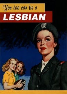 You too can be a lesbian!