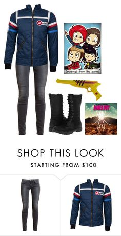 """""""Untitled #776"""" by xxghostlygracexx ❤ liked on Polyvore featuring Paige Denim and BC Footwear"""
