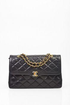 f465b23887e3f Chanel Black Paris Ltd Bag Chanel Black