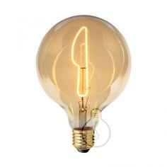 Zlaté LED tvoria LED žiarovky so zlatistým efektom skla. Masterchef, Light Bulb, Led, Retro, Home Decor, Decoration Home, Room Decor, Lightbulbs, Electric Light