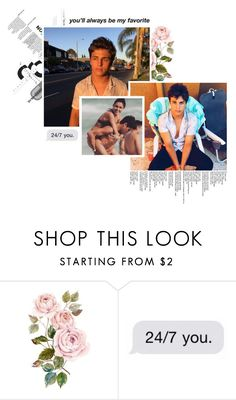 """""""to tanner"""" by electricxcity ❤ liked on Polyvore featuring beauty"""
