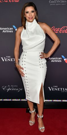Look of the Day - Eva Longoria from InStyle.com