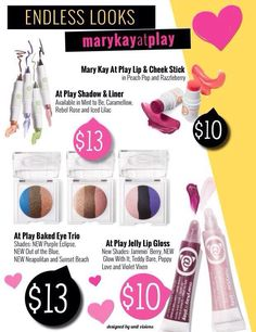 Available May 15th, 2015! Summer of fun!!! www.marykay.com/smorford Call or text 913-961-4267