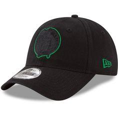 Boston Celtics New Era Core Pop 49FORTY Fitted Hat – Black 7dc6a47e608